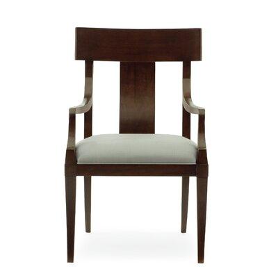 Haven Slat Back Upholstered Dining Chair