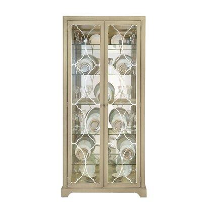 Savoy Place Curio Cabinet