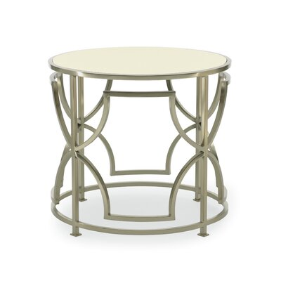 Haven Drum End Table