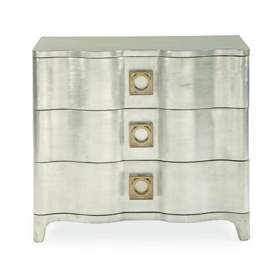 Salon 3 Drawer Bachelors Chest