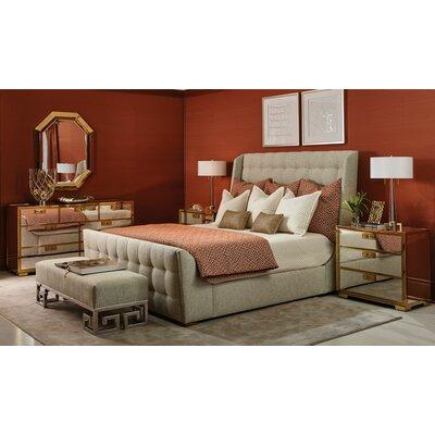 Soho Luxe Sleigh Configurable Bedroom Set