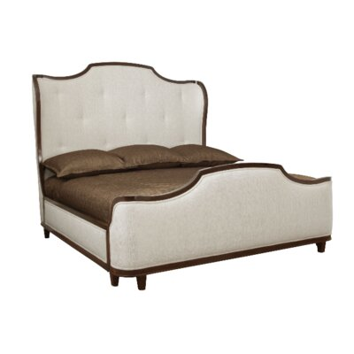 Miramont King Upholstered Panel Bed