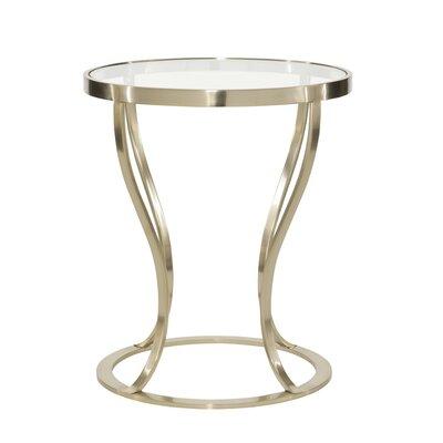 Miramont Metal End Table