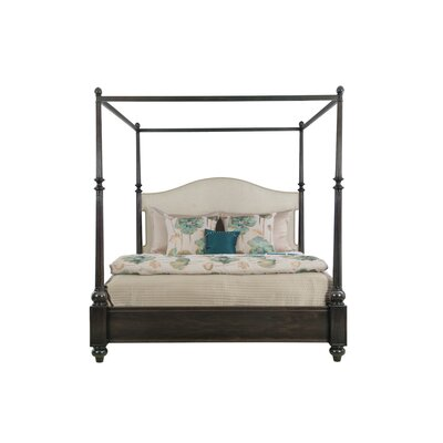 Sutton House Canopy King Panel Headboard