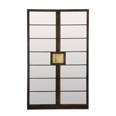 Jet Set Curio Cabinet