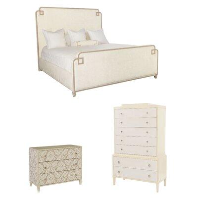 Savoy Place Panel Configurable Bedroom Set