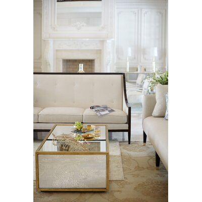 Jet Set Mirrored Coffee Table