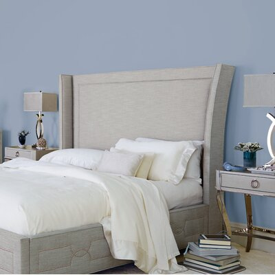 Criteria Upholstered Panel Bed