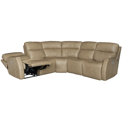 Aaron Reclining Sectional
