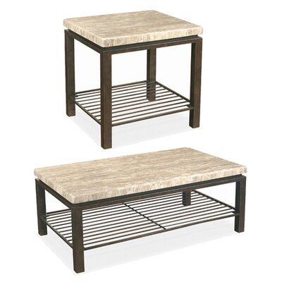 Tempo 2 Piece Coffee Table Set