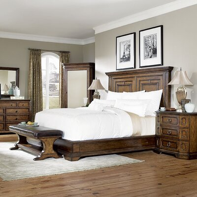 Bernhardt Mendocino Panel Bedroom Collection | Wayfair