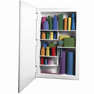 Spigner 16 x 26 Recessed Medicine Cabinet