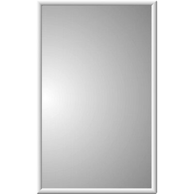 Spigner Contemporary 16 x 26 Rectangular Recessed Medicine Cabinet