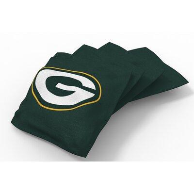 NFL Bean Bag Set NFL Team: Green Bay Packers Dark Green