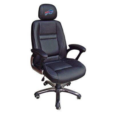 Buffalo Bills Office Chair Bills Desk Chair Leather