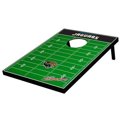 Tailgate Toss NFL Football Bean Bag Toss Game - NFL Team: Jacksonville Jaguars