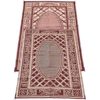 Country Cabin Doormat Rug Size: 6 x 9