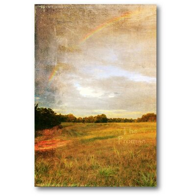 Farmhouse Canvas The Promise Painting Print On Wrapped Canvas