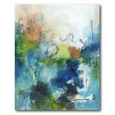 'Spring Delight II' Print on Canvas Size: 20
