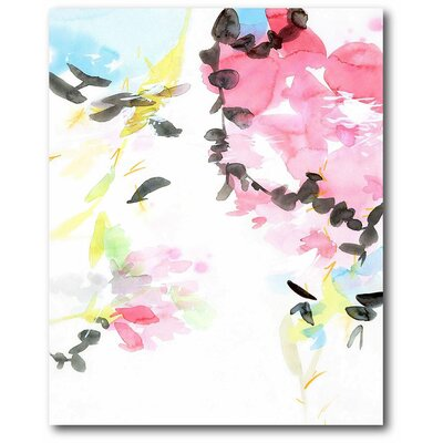 'Spring Blossoms II' Print on Canvas