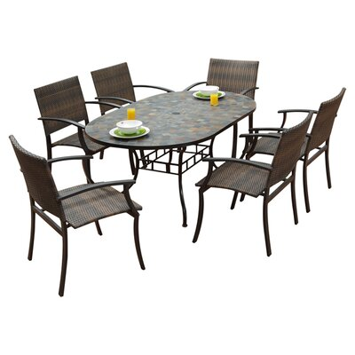 Home Styles Stone Harbor 7 Piece Dining Set at Sears.com
