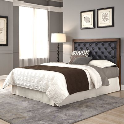 Home Styles Duet Platform Headboard - Size: Queen / Full, Color: Black at Sears.com