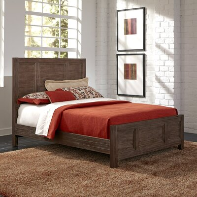 Barnside Panel Bed Size: Queen