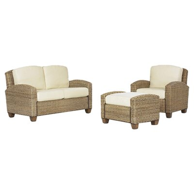 Cabana Banana Living Room Collection Upholstery: Honey