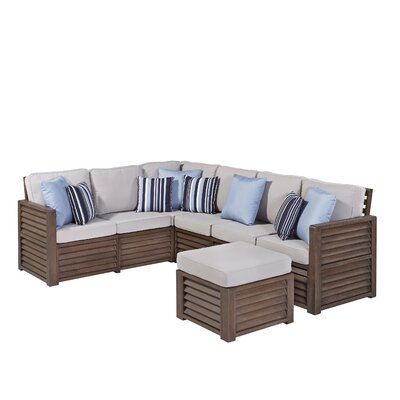 Barnside 3 Piece Living Room Set