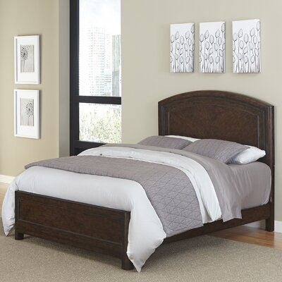 Crescent Hill Panel Bed Size: Queen