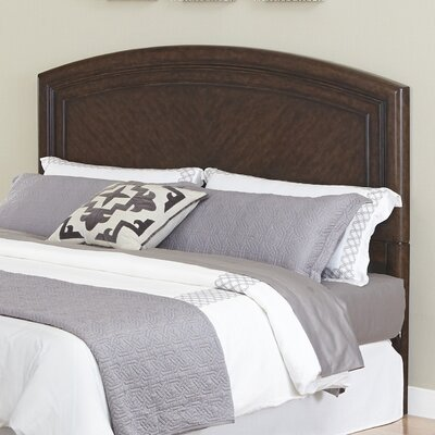 Crescent Hill Panel Headboard Size: King / California King
