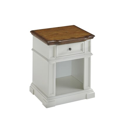 Americana 1 Drawer Nightstand