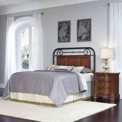 Richmond Hill Panel 2 Piece Bedroom Set Size: Queen/Full