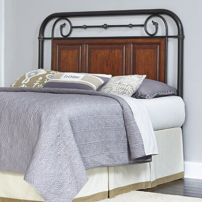 Richmond Hill Panel Headboard Size: Queen / Full