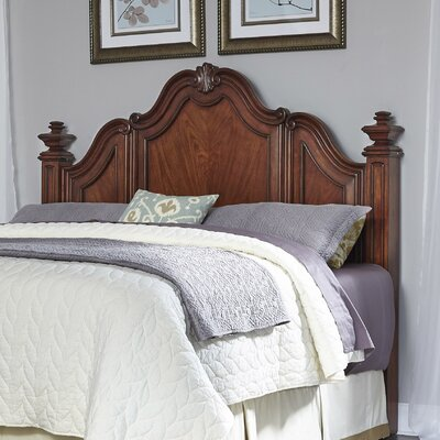 Santiago Panel Headboard Size: King/California King