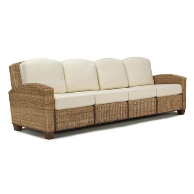 Cabana Banana Sofa Upholstery: Honey