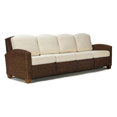Cabana Banana Sofa Upholstery: Cocoa
