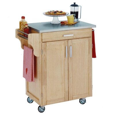 Buy Low Price Home Styles Kitchen Cart With Stainless