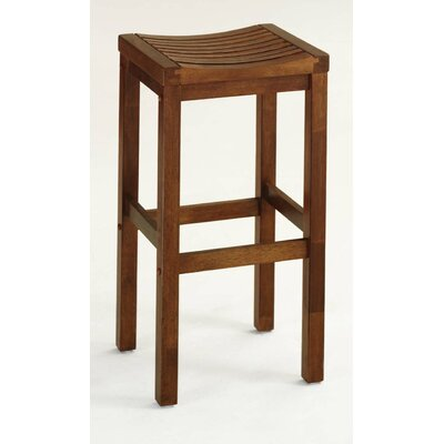 "Easy financing 29"" Contour Stool with Oak Fin..."