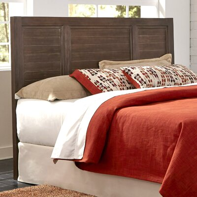 Barnside Panel Headboard Size: King / California King