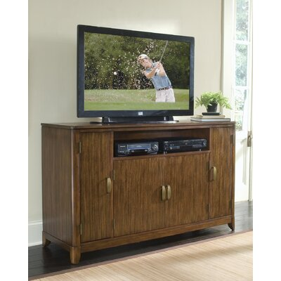 Cheap Home Styles Paris 60″ Entertainment TV Stand in Mahogany (HO2144)