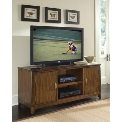 Cheap Home Styles Paris 56″ Entertainment TV Stand in Mahogany (HO2143)