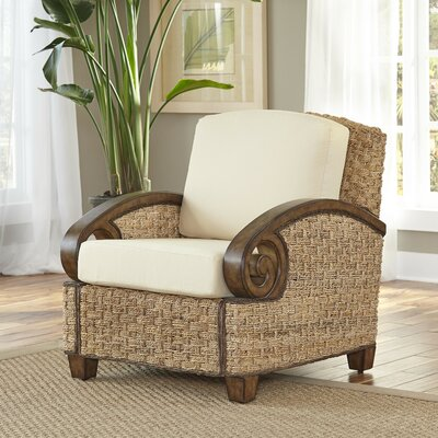 Cabana Banana III Armchair Finish: Honey