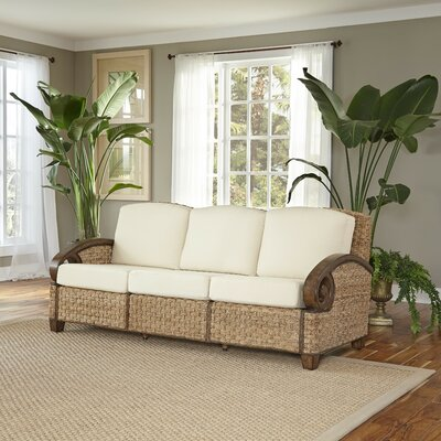 Cabana Banana III Sofa Frame Finish: Honey