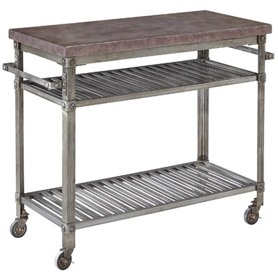 Urban Serving Cart Finish: Wine