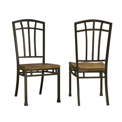 Easy financing Oak Hill Side Chair (Set of 2)...