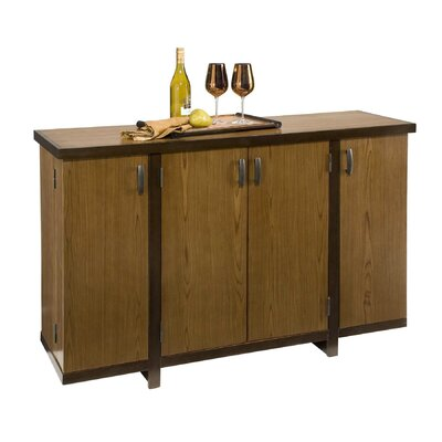 Geo Delux Bar Cabinet with Stools