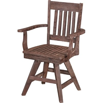 Morocco Solid Wood Dining Chair