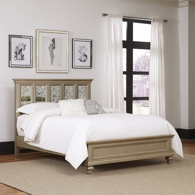 Visions Panel Bed Size: Queen