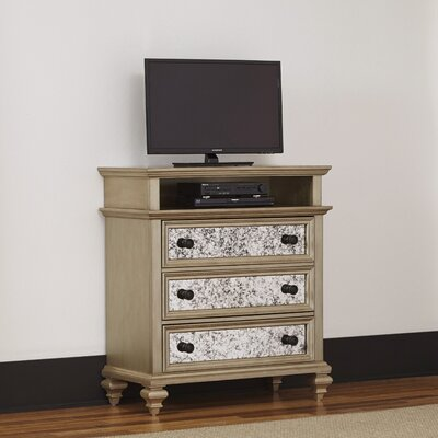 Visions 3 Drawer Media Chest